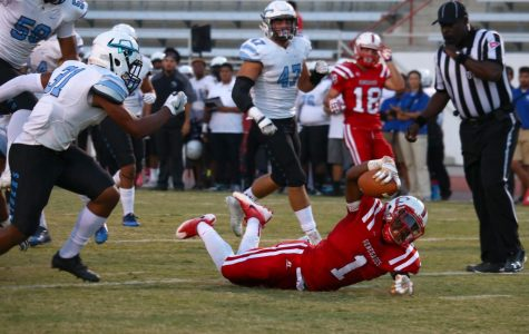 Renegade football triumphs over Moorpark with 34-10 victory