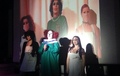 'Rocky Horror Picture Show' held at The Empty Space