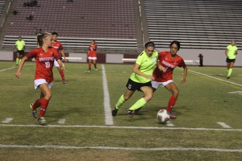 Ventura College defeats Bakersfield College's women's soccer team 3-0