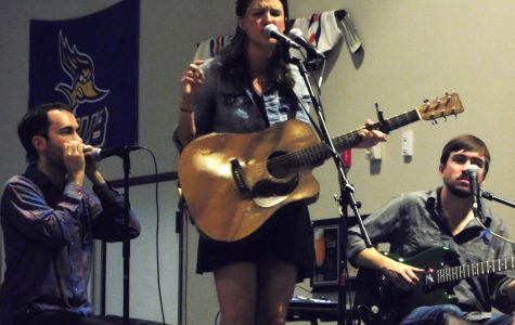 Chelsey Williams plays in Bakersfield