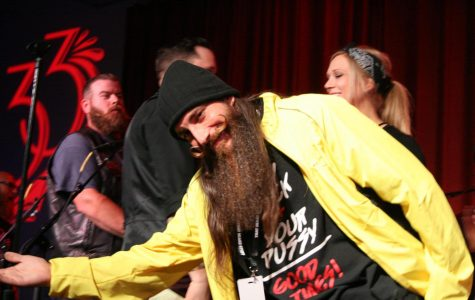 Beard Bash competition event raise money to help children