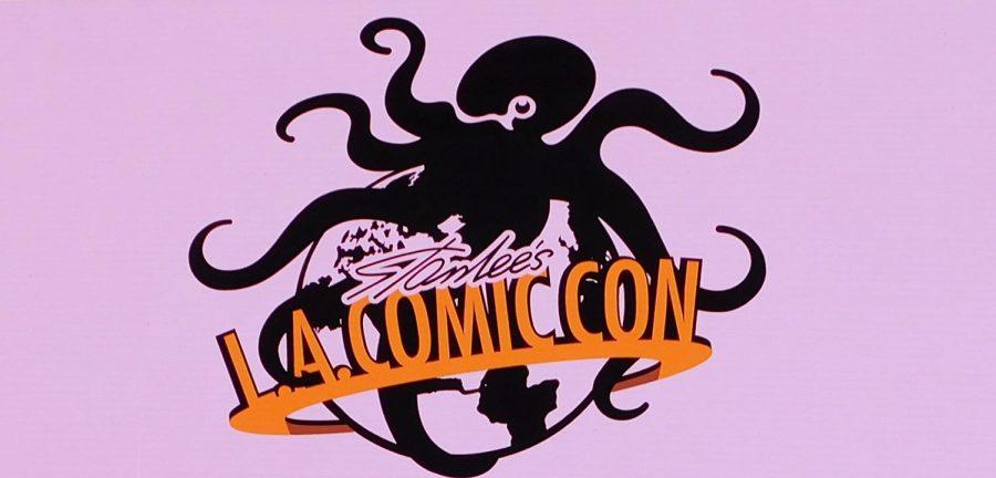 L.A. Comic Con logo