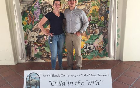 Wind Wolves Preserve hosts a fundraiser that is titled 'Child in the Wild' to help education programs