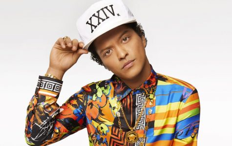 Bruno Mars performance has 'no comparison'