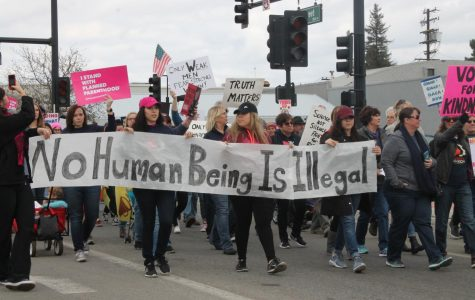 Thousands march for women's rights in Bakersfield
