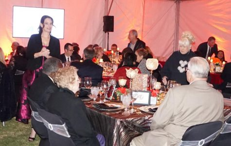 Sterling Silver Dinner helps raise money for the scholarship program