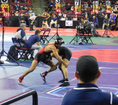 2018 CIF State Boys Wrestling Championship features high school wrestling teams