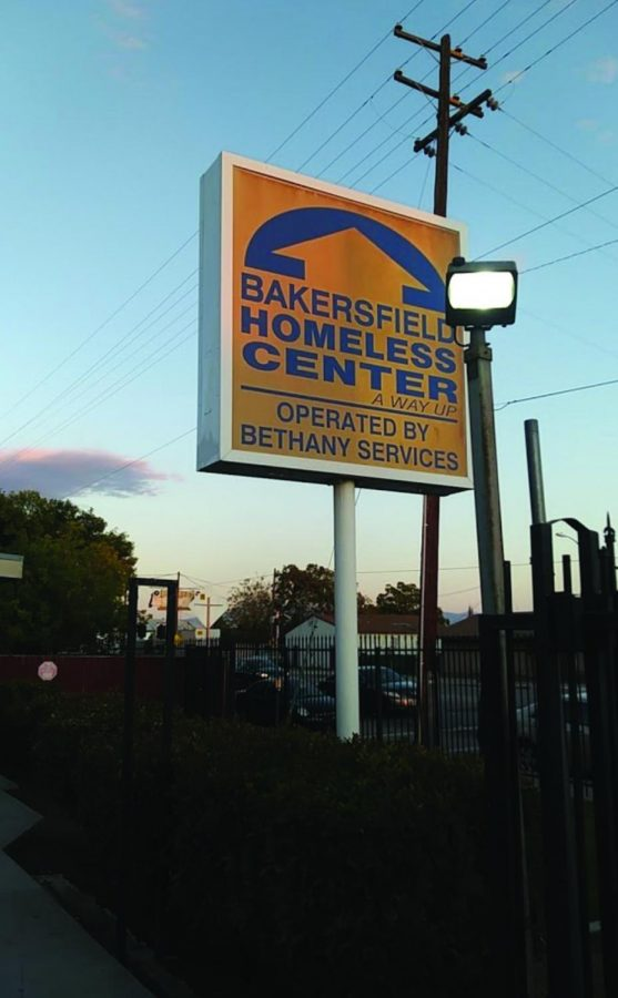 Photo+of+the+Bakersfield+Homeless+Center+that+continues+to+reach+capacity+due+to+the+cold+weather.
