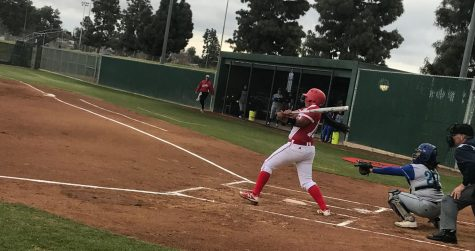 Bakersfield College Softball Team defeats Oxnard College 7-1