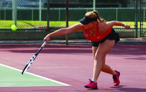 BC Women's Tennis defeats Santa Monica 7-2
