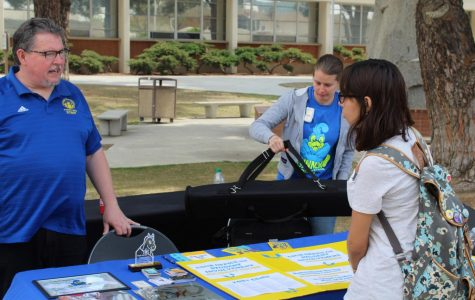 CSUB's Blue and Gold event informs about transfer process