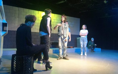 "BC's Blackbox Theatre Production ""SubUrbia"" explores the lives of five youth in light of a slow self-destruction"
