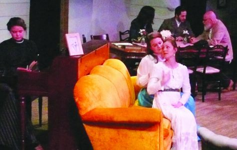 """Three Sisters"" plays local"