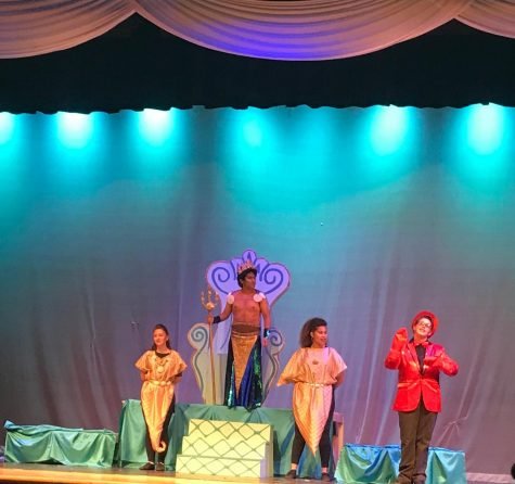 """The Little Mermaid"" impresses locals"