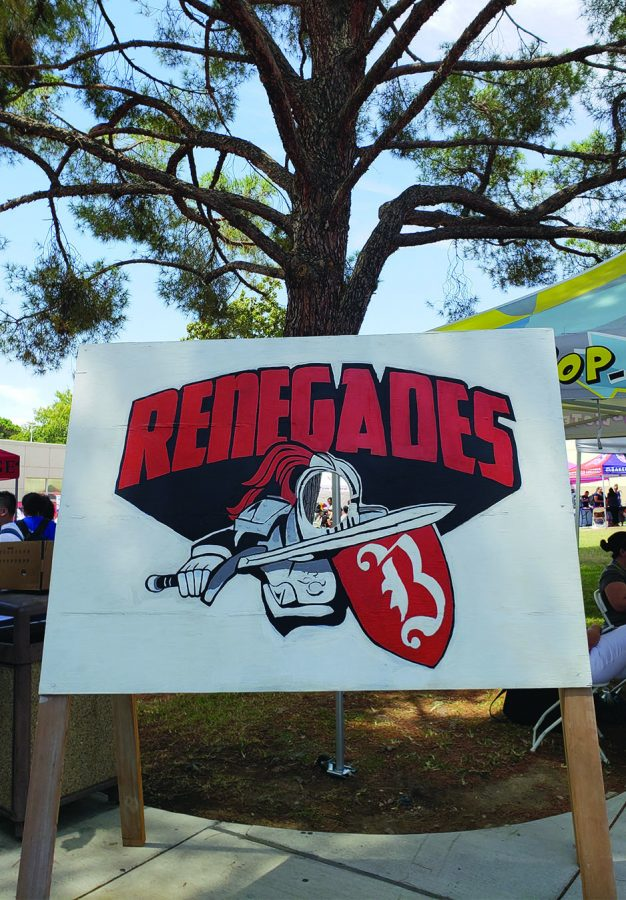 BC Renegade photo op waits for students