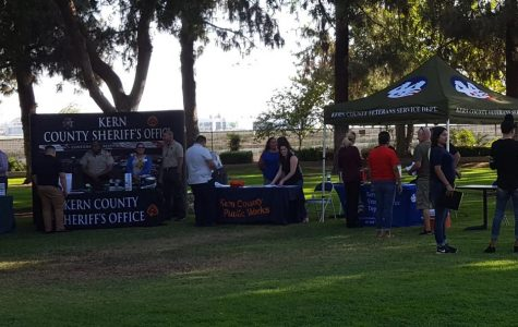 Kern County Sheriff's office hosts job fair for those interested in law enforcement and other careers