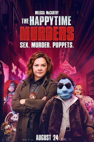 Happytime Murders is an absolute disappointment