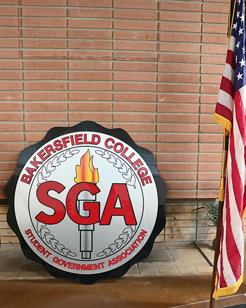 The Bakersfield College Student Government Association held a town hall meeting in Levinson Hall where students were given the opportunity to talk to their representatives about their concerns and ideas for BC.