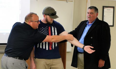 Public Safety at Bakersfield College Conducts an active shooter training