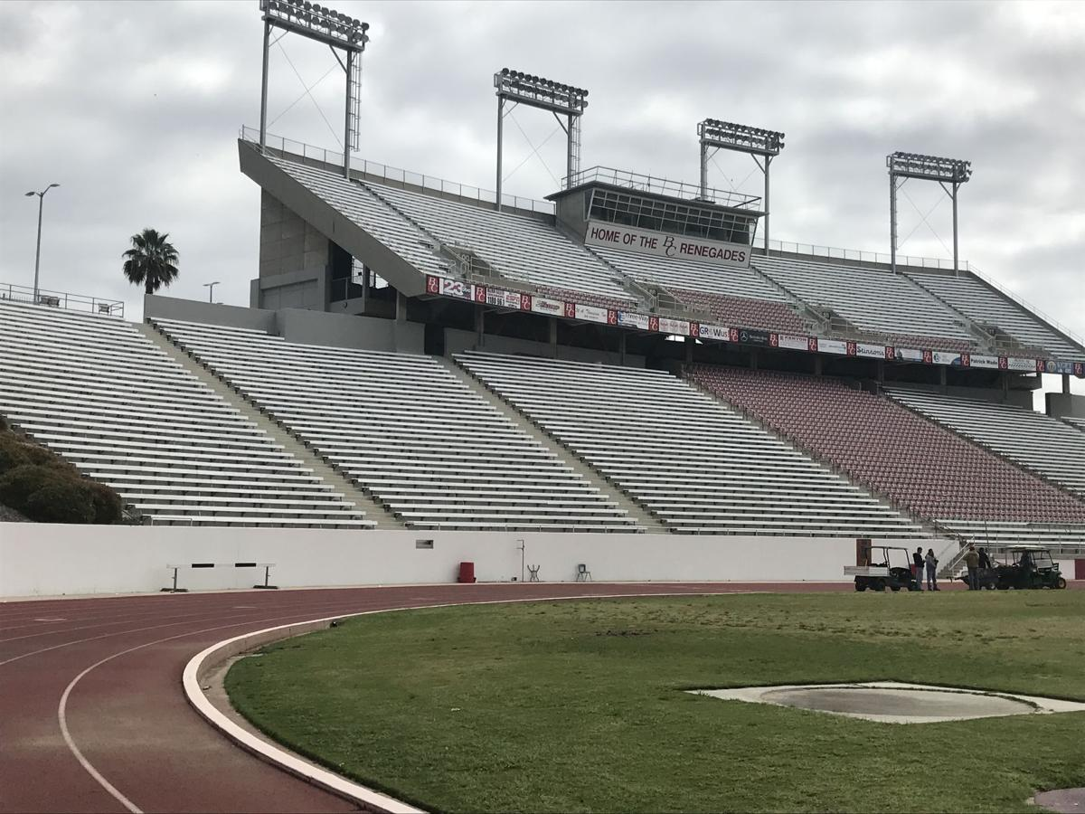 Bakersfield College Memorial Stadium