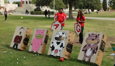 Bakersfield College kicks off homecoming week