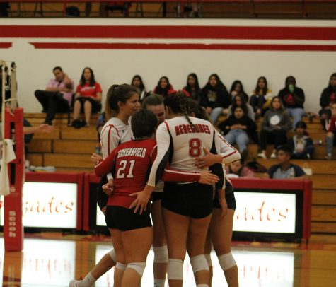 Women's volleyball wins again