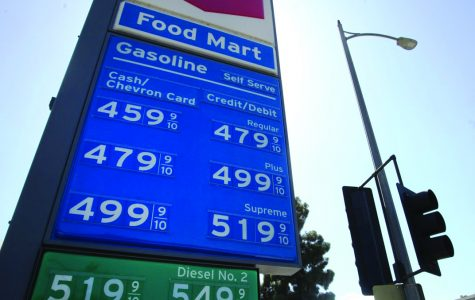 California Gas Prices Are on the Rise with No Definite Stopping Point