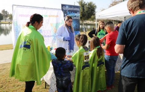 CASA holds superhero run