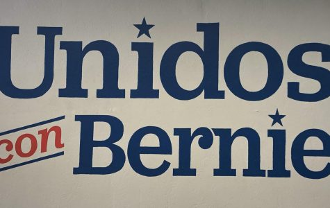 Bernie Sanders Opens Campaign Office