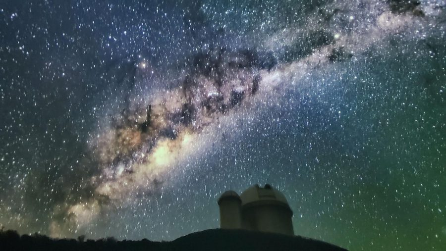 "BC planetarium presents ""From Earth to the Universe"""