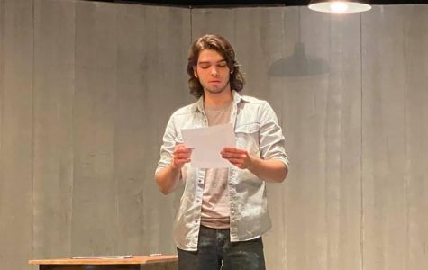 """Review: BC Theater shows """"The Pillowman"""""""