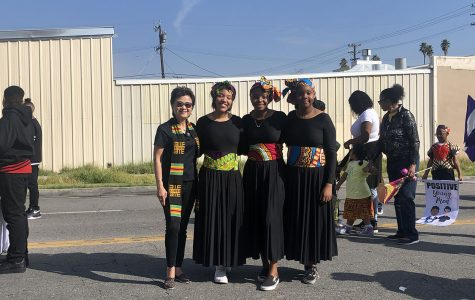 The community of Bakersfield comes together for the Black History Month Parade