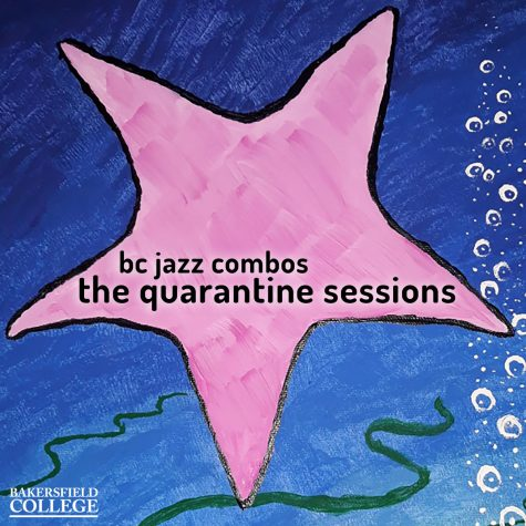 "Created art cover for the album ""The Quarantine Sessions,"" released on June 16, by BC Jazz Studies."