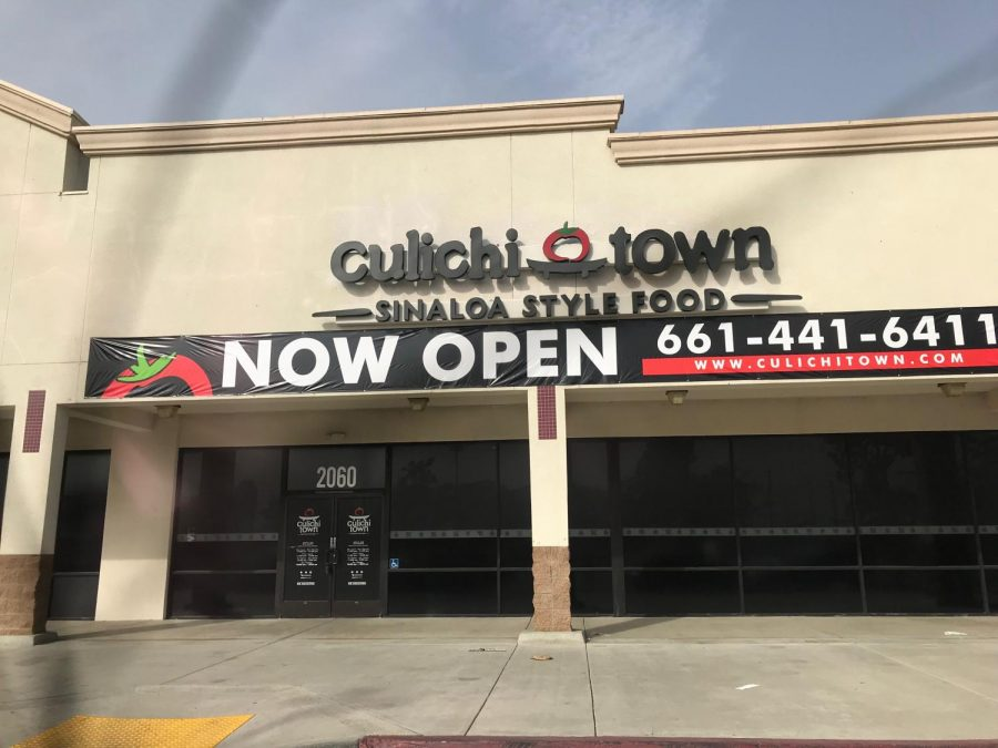 Culichi Town is a new Mexican style restaurant that had its grand opening this month and is located 2060 White Ln, Bakersfield, CA 93304. They currently have take out and no contact delivery options.