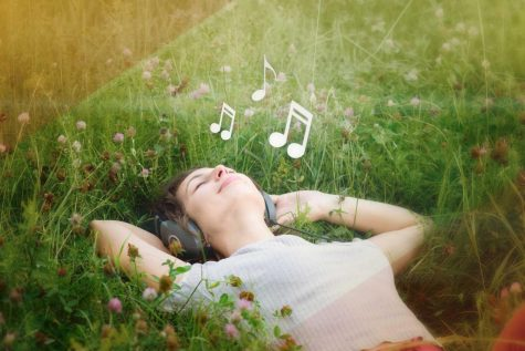 Listening to music is a great kind of therapy to help relieve stress and focus the mind whenever a person is overwhelmed or distracted.