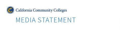 California Community Colleges Chancellor released statement on protests at the U.S. Capitol