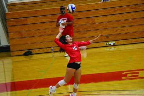 Renegade volleyball has their most dominant performance of the season vs. Antelope Valley